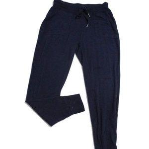 Athleta Navy Blue workout  Pants Small